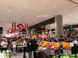 バンコクのスーパー・グルメマーケット