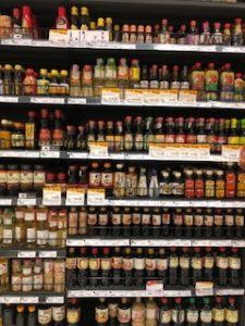 バンコクのスーパー・グルメマーケットで買える調味料