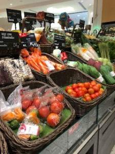 バンコクのスーパー・グルメマーケットで買える野菜