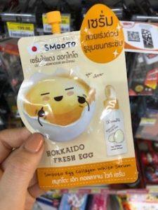 コンビニsmooto-egg-serum
