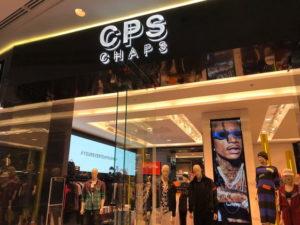 タイのファッションブランドCPSCHAPS