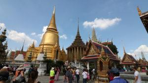 タイの3大寺院巡り