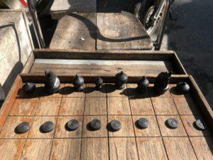 タイの将棋マークルックの駒の配置