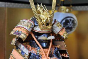 日本の侍山田長政のイメージ
