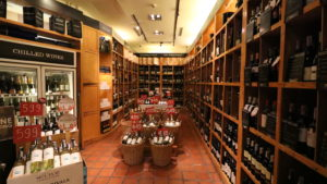 WineCollectionの店内1