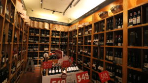 WineCollectionの店内3