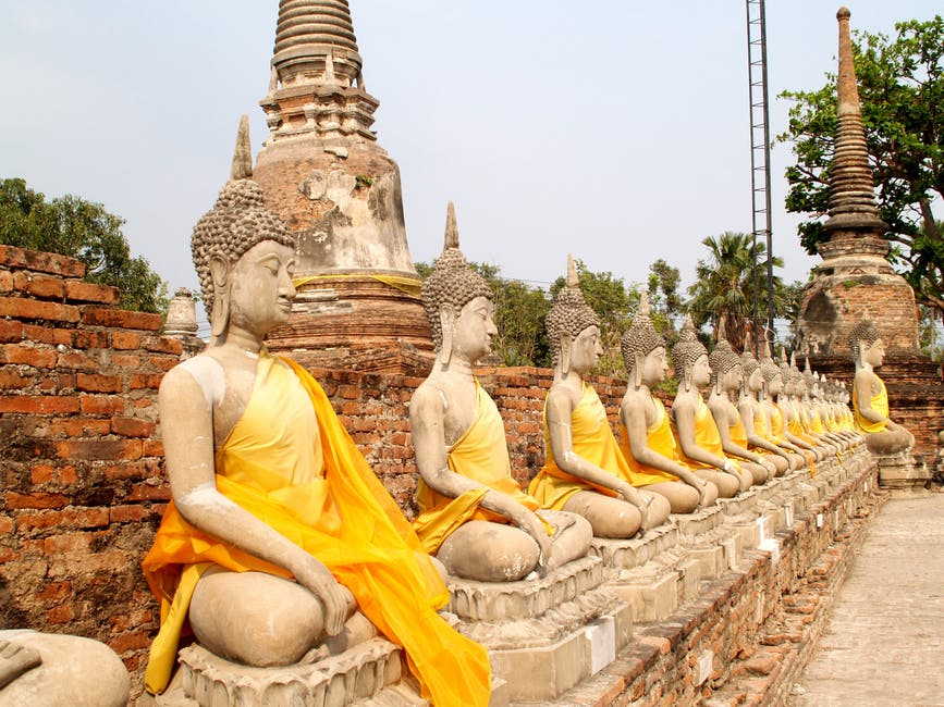 タイの仏教